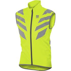 Sportful Reflex Bike Vest Men yellow